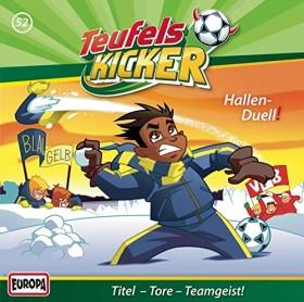 Teufelskicker Folge 52 - Hallen-Duell!