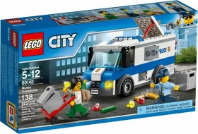 LEGO City Police - Money Transporter (60142)