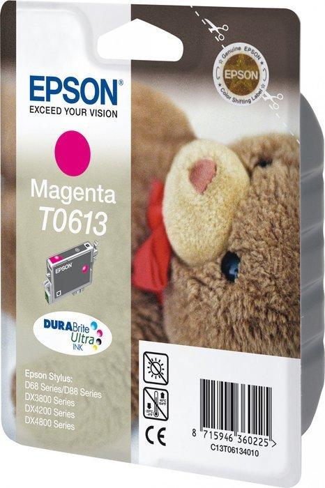 Epson T0613 Tinte magenta (C13T06134010)