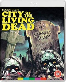 City Of The Living Dead (Blu-ray) (UK)