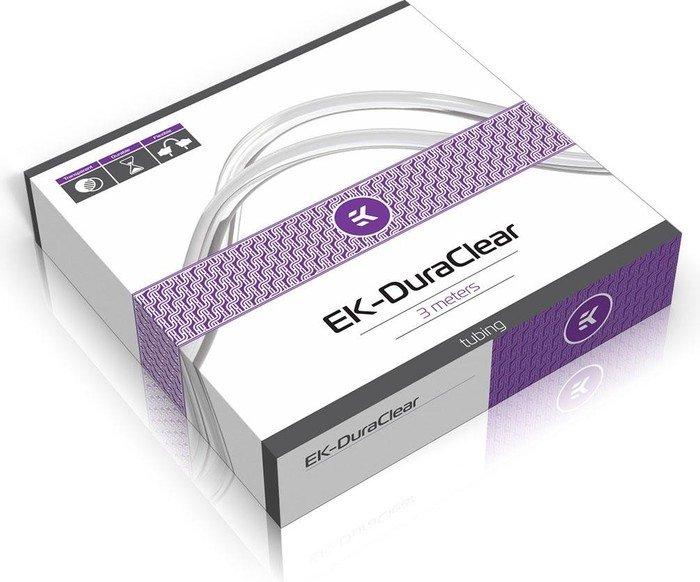 EK Water Blocks EK-DuraClear Schlauch, 16/11mm, 3m transparent