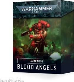 Games Workshop Warhammer 40.000 - Datakarten: Blood Angels (DE) (04050101004)