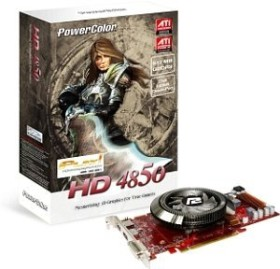 PowerColor Radeon HD 4850 Play!, 512MB DDR3, DVI, HDMI, DP (R77CA-PE3A)