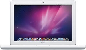 "Apple MacBook 13.3"" - Core 2 Duo P7550 white, 2GB RAM, 250GB HDD, UK (MC207B/A) [Late 2009]"