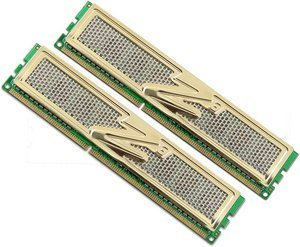 OCZ Gold Low-Voltage Intel Edition DIMM Kit   8GB, DDR3-1333, CL9-9-9-20 (OCZ3G1333LV8GK)