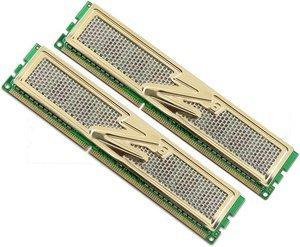 OCZ Gold Low-Voltage Intel Edition DIMM Kit 8GB, DDR3-1333, CL9-9-9-20 (OCZ3G1333LV8GK)