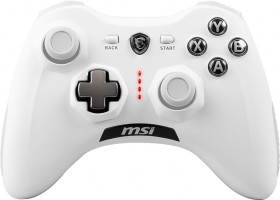 MSI Force GC30 V2 controller white (PC/Android) (S10-43G0040-EC4)