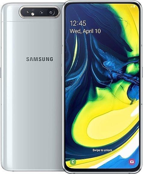 Samsung Galaxy A80 Duos A805F/DS silber