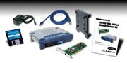 Linksys EG0801SK 8+1 Workgroup Gigaswitch starter kit