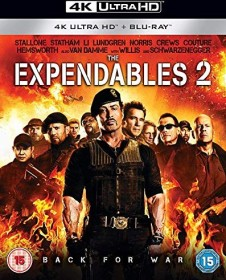 The Expendables 2 (4K Ultra HD) (UK)