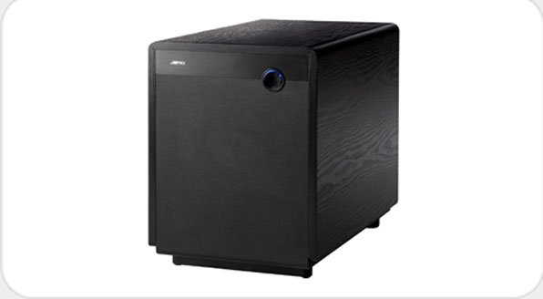 Jamo SUB 660 esche schwarz -- via Amazon Partnerprogramm