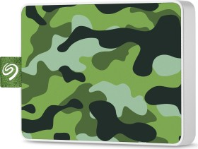 Seagate One Touch SSD Special Edition Camo Green 500GB, USB 3.0 Micro-B (STJE500407)