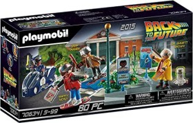 playmobil Back to the Future - Verfolgung mit Hoverboard (70634)