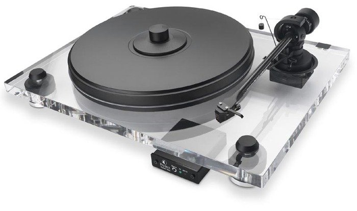 Pro-Ject 2Xperience Classic DC Acryl Superpack
