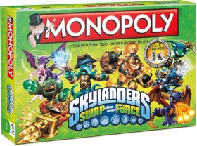 Monopoly Skylanders Swap Force