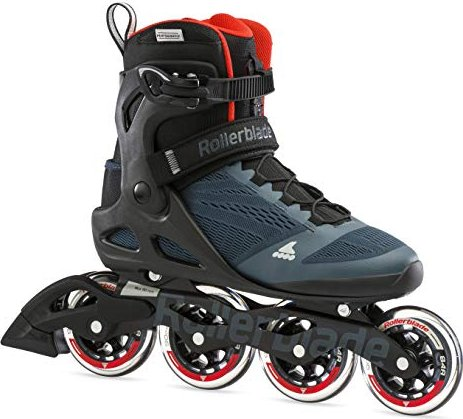 Rollerblade Macroblade 90 Fitness-Skate (07100400K47) -- via Amazon Partnerprogramm