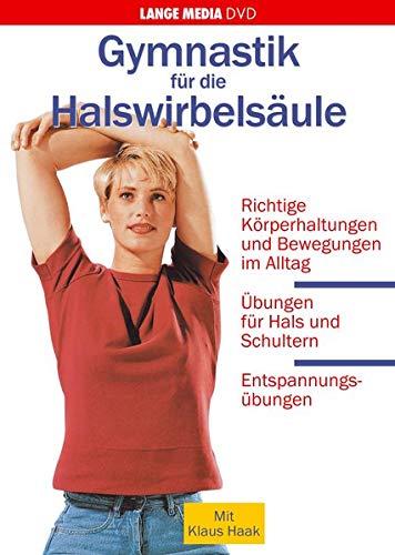 Gymnastik für die Halswirbelsäule -- via Amazon Partnerprogramm