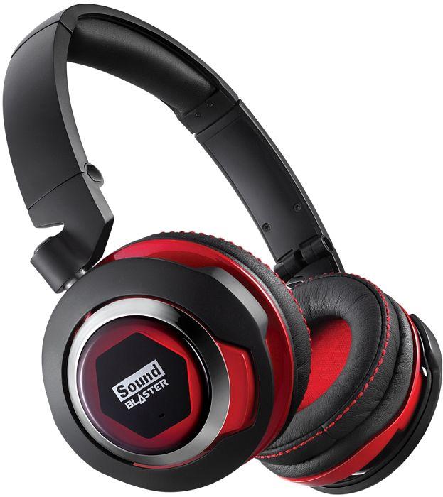 Creative Sound Blaster EVO wireless Bluetooth headset (70GH027000001)