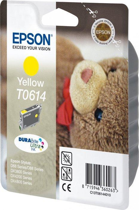 Epson T0614 Tinte gelb (C13T06144010)