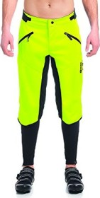 Gonso Lignit cycling shorts long safety yellow (men) (16805-599)