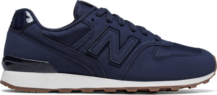New Balance 996 Leather moroccan blue/sea salt | Preisvergleich ...