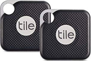 Tile Pro schwarz, 2er-Pack (EC-15002/RT-15002) -- via Amazon Partnerprogramm