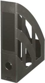 Herlitz Classic Stehsammler A4, schwarz (65037)