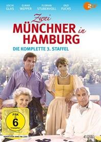 Zwei Münchner in Hamburg Staffel 3 (DVD)