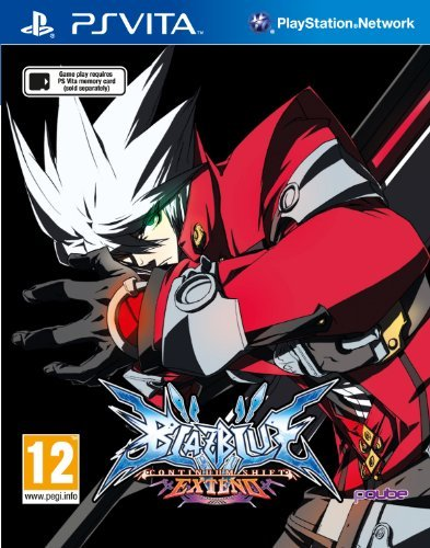 BlazBlue - Continuum Shift Extend (German) (PSVita) -- via Amazon Partnerprogramm