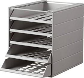 Durable Idealbox Basic 5 grau (1712003050)