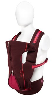 Cybex 2.Go baby carrier Poppy Red 2013