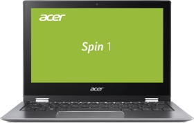 Acer Spin 1 SP111-34N-P5ZN Steel Gray, Pentium Silver N5030, 4GB RAM, 128GB SSD, DE (NX.H67EG.005)