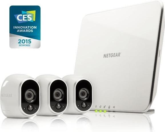 Netgear Arlo VMS3330 Kit, Set (VMS3330-100EUS)