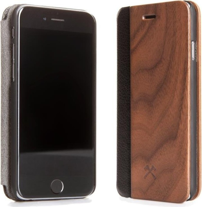 Woodcessories EcoFlip Walnuss für Apple iPhone 6/6S (ECO039) -- via Amazon Partnerprogramm