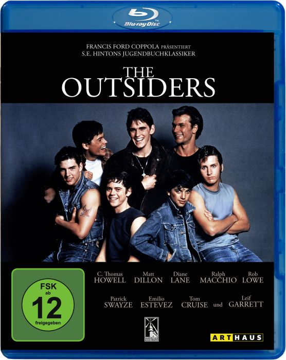 The Outsiders (Blu-ray)