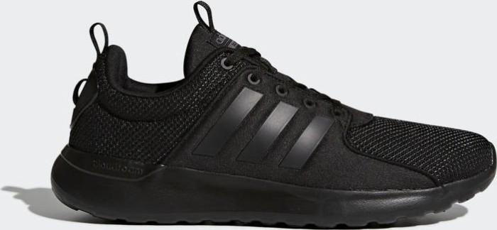 brand new 3075f 0141a adidas Cloudfoam Lite Racer core black utility black (BB9819)