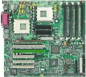 Tyan S2468GN, AMD760MPX, Dual (reg DDR)