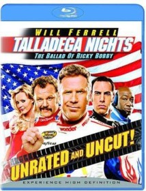 Talladega Nights - The Ballad of Ricky Bobby (Blu-ray) (UK)