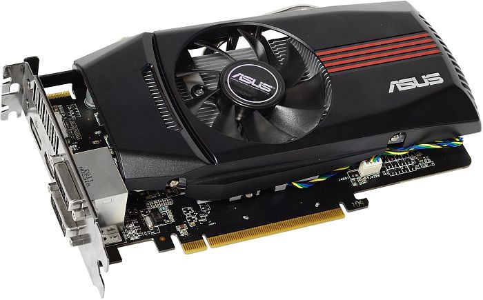 ASUS HD7770-DC-1GD5-V2 DirectCU, Radeon HD 7770 GHz Edition, 1GB GDDR5, 2x DVI, HDMI, 1x DisplayPort (90-C1CS01-L0UAY0BZ)