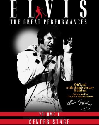 Elvis Presley - The Great Performances - Volume 1: Center Stage -- via Amazon Partnerprogramm