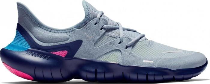 Nike Free RN 5.0 obsidian mistmidnight navyvoltmetallic silver (Herren) (AQ1289 400) ab ? 76,13