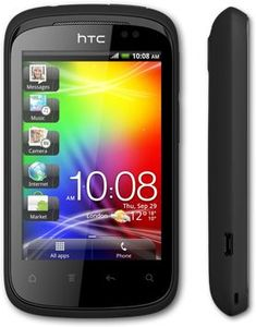 HTC Explorer with branding