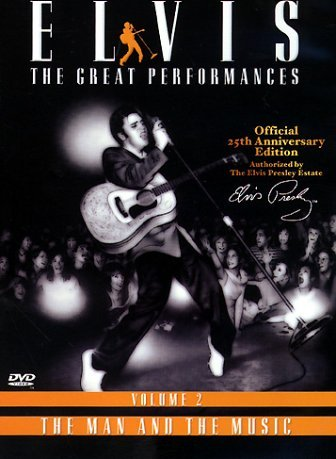 Elvis Presley - The Great Performances - Volume 2: The Man and the Music -- via Amazon Partnerprogramm