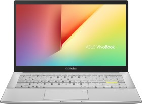 ASUS VivoBook S14 S433FL-EB026T Dreamy White, Fingerprint-Reader (90NB0PZ3-M00470)