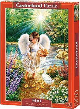 Castorland An Angel's Warmth (B-52844) -- via Amazon Partnerprogramm