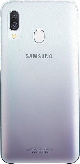 Samsung Gradation Cover für Galaxy A40 schwarz (EF-AA405CBEGWW)