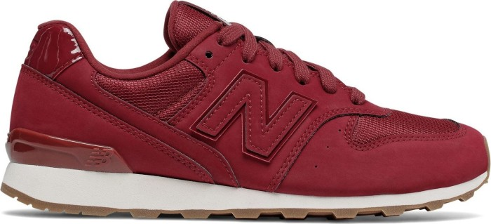 New Balance 996 Leather mercury red/sea salt (Damen) (WR996SKH)
