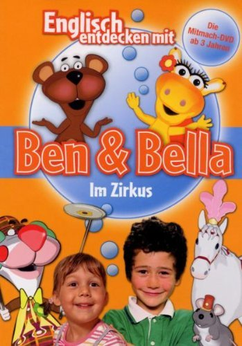 Ben & Bella - Im Zirkus -- via Amazon Partnerprogramm