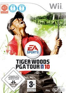 EA sports Tiger Woods PGA Tour 10 (English) (Wii)