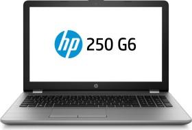 HP 250 G6 Asteroid Silver, Core i3-7020U, 8GB RAM, 512GB SSD (4BD25ES#ABD)